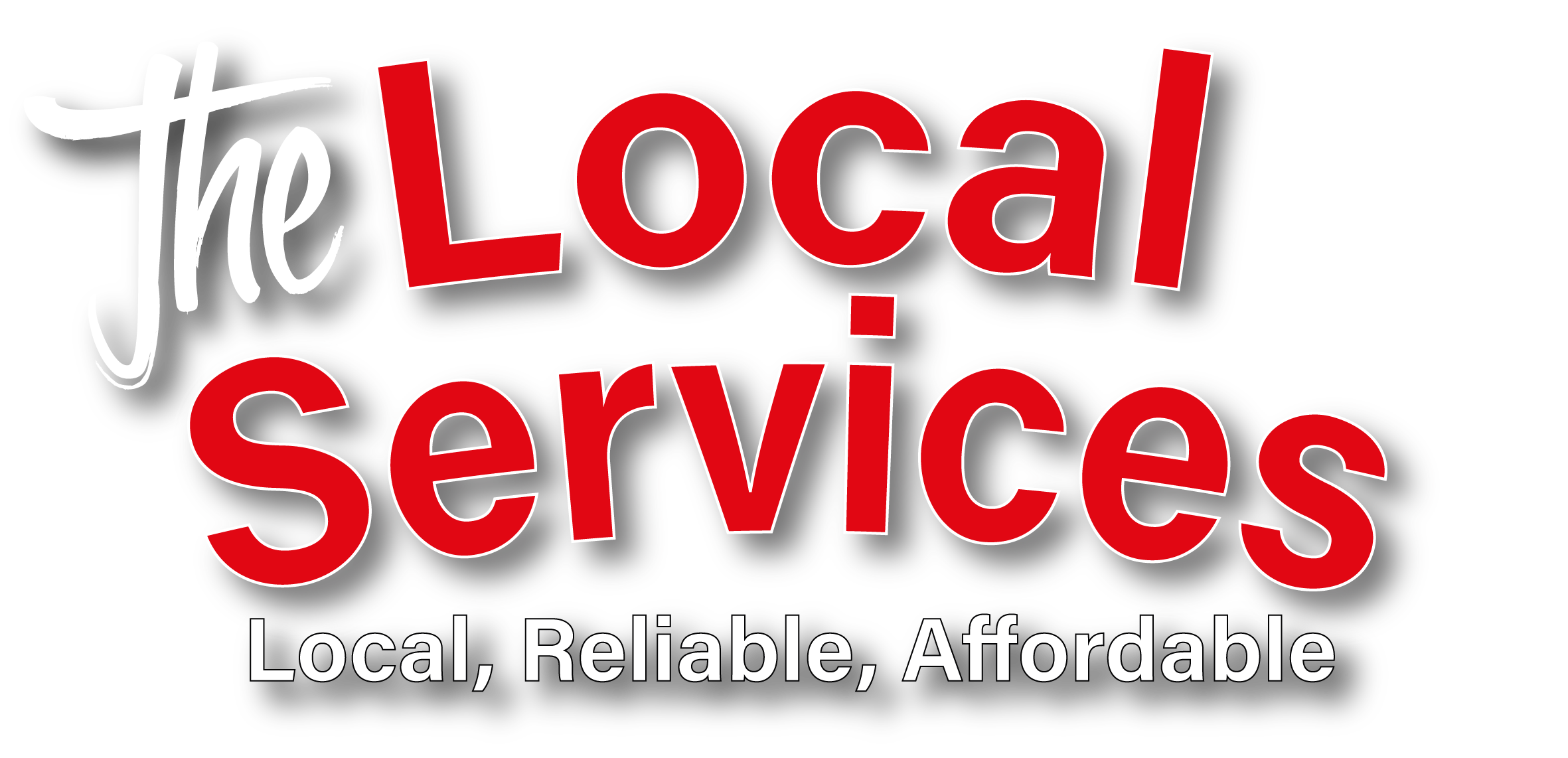 The local services logo