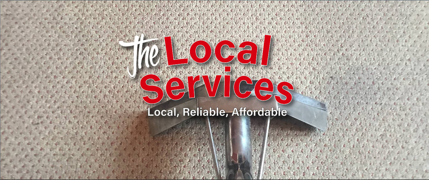 The Local Service Upholstery Cleaning